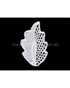 Lace Motif 1313 - White