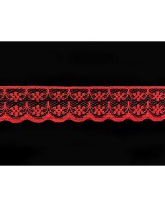 Raschel Lace KTR 133F (Red)