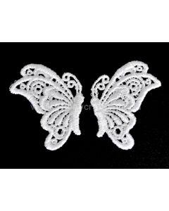 Lace Motif 1344 - White