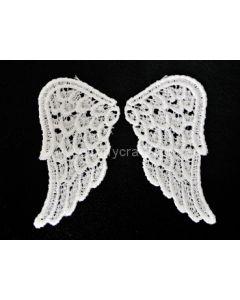 Lace Motif 1345 - White