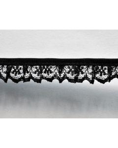 Raschel Lace KTR 134G (Black)