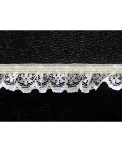 Raschel Lace KTR 134G (Ivory)