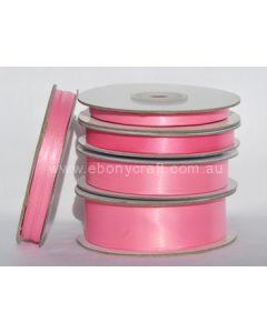 6mm Geranium Pink Ribbon (155)