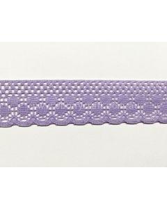 Raschel Lace KTR 170-08 (Lilac) 10mts