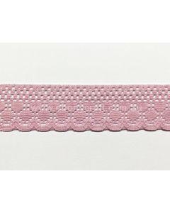 Raschel Lace KTR 170-03 (Pink) 10mts