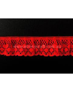 Raschel Lace KTR 170G-06 (Red)