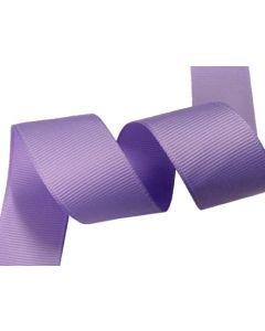 25mm Grosgrain Lt Orchid Ribbon (430)