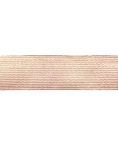 25mm High Density Elastic - Flesh (Non Roll)