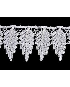 Guipure Lace 310 - White