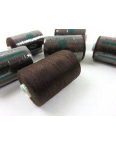 1000m Dark Brown Thread (344)