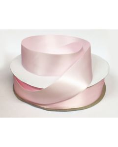 38mm Powder Pink Ribbon (115)