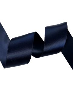 38mm Navy Ribbon (370)