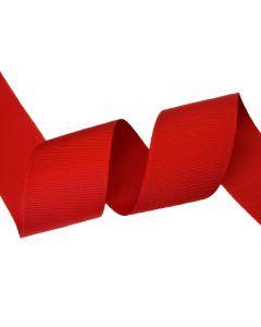 38mm Grosgrain Red Ribbon (250)
