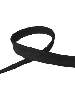 3mm Cotton Piping (Black)