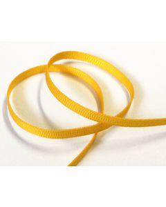 3mm Grosgrain Maize Ribbon (650)