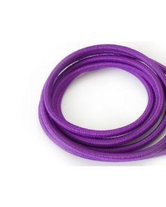 4mm Elastic Cord - Purple