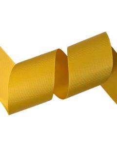 50mm Grosgrain Maize Ribbon (650)