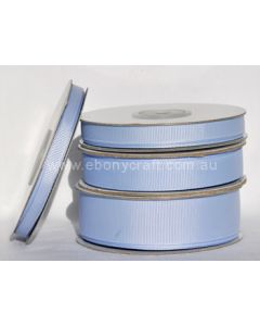 9mm Grosgrain Bluebell Ribbon (307)