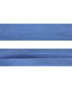 25mm Single Folded Sky Blue Bias Binding