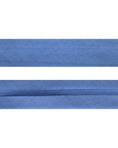 50mm Single Fold Sky Blue Bias Binding