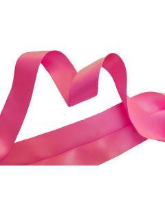 38mm Blanket Binding - Shocking Pink