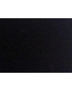 Cotton Premium Homespun Fabric - Black