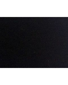Cotton Homespun Fabric - Black