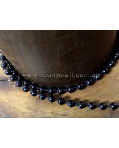 String of Pearls Black)