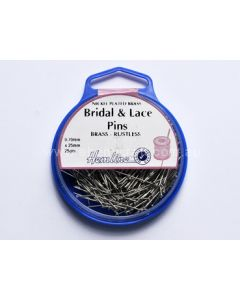 Hemline Bridal and Lace Pins (J)