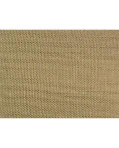 Cotton Homespun Fabric - Camel
