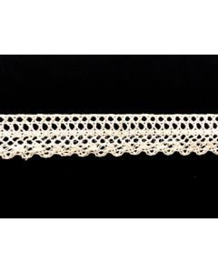 Cluny Lace - CL-02 (Ivory)
