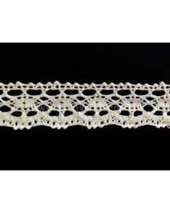 Cluny Lace - CL-09 (Ivory)