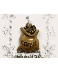Coffee Bag Charm