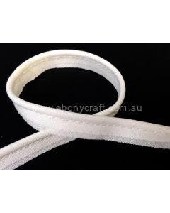 6mm Cotton Piping (Cream)