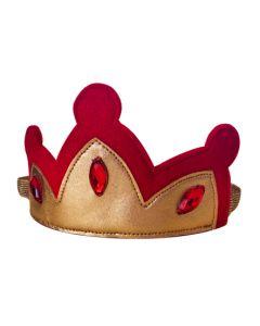 Felt Crown Paper Pattern