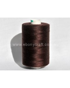 1000m Dark Brown Thread (340)