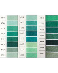 ISACORD 40 - Green (Row 10) 1000mt