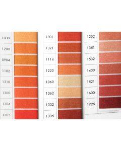 ISACORD 40 - Oranges (Row 2) 1000mt