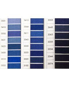 ISACORD 40 - Blues (Row 7) 1000mt