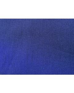 Cotton Homespun Fabric - Royal