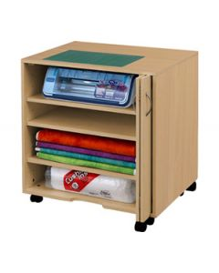 Horn modular 3 adjustable shelf cabinet