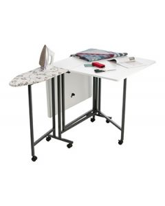 Horn Craft & Hobby Cutting Table (White)