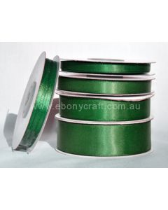 25mm Forest Green Ribbon (587)
