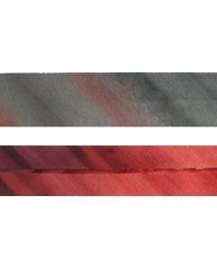 BATIK Red/Grey Stripes