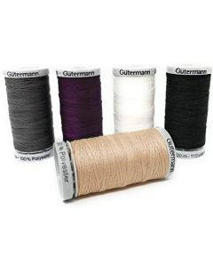 Bulk Buy Gutermann (100mt) Extra Strong Thread $68.50 per 10 cobs