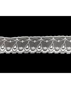Raschel Lace KTR 2480 (White)