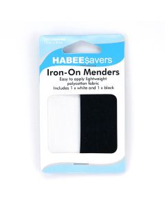 Habee Savers - Iron-On Menders