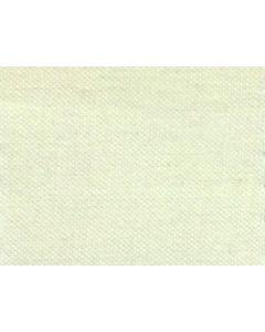 Cotton Homespun Fabric - Cream