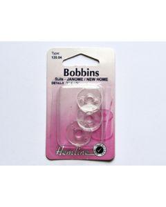 Hemline Bobbins - Janome (G)