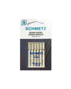 SCHMETZ  Jeans Machine Needles - Size 110